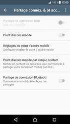 Sony Xperia XZ Premium - Internet et connexion - Partager votre connexion en Wi-Fi - Étape 11