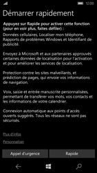 Microsoft Lumia 550 - Premiers pas - Créer un compte - Étape 10
