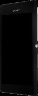 Sony Xperia M2 - Internet no telemóvel - Como configurar ligação à internet -  28