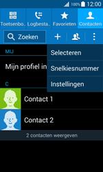 Samsung G318H Galaxy Trend 2 Lite - Contactgegevens overzetten - delen via Bluetooth - Stap 5