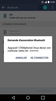 LG H815 G4 - Bluetooth - connexion Bluetooth - Étape 9