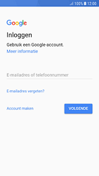 Samsung galaxy-s7-android-oreo - Applicaties - Account aanmaken - Stap 5
