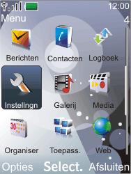 Nokia 7210 supernova - Buitenland - Bellen, sms en internet - Stap 3
