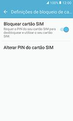 Samsung Galaxy Xcover 3 (G389) - Segurança - Como ativar o código PIN do cartão de telemóvel -  9