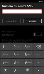 Nokia Lumia 920 LTE - SMS - Configuration manuelle - Étape 6