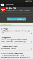 Samsung I9300 Galaxy S III - Applications - Télécharger des applications - Étape 23