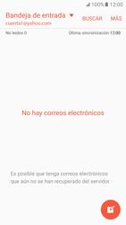 Samsung Galaxy S7 - E-mail - Configurar Yahoo! - Paso 5