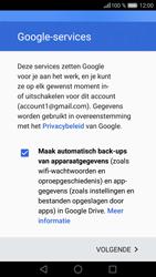 Huawei P9 Lite - E-mail - handmatig instellen (gmail) - Stap 14