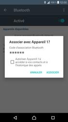 Sony Xperia X Compact - Bluetooth - connexion Bluetooth - Étape 9