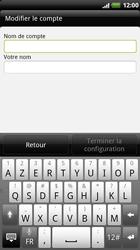 HTC Z715e Sensation XE - E-mail - Configuration manuelle - Étape 10