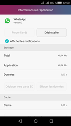 Huawei Y5 II Dual Sim - Applications - Supprimer une application - Étape 5