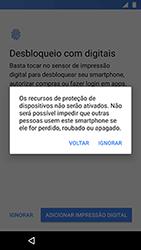 Motorola Moto X4 - Primeiros passos - Como ativar seu aparelho - Etapa 14