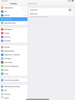 Apple ipad-pro-12-9-inch-2018-model-a1895 - Buitenland - Internet in het buitenland - Stap 6