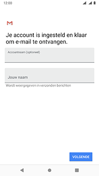Nokia 6-1-dual-sim-android-pie - E-mail - Account instellen (IMAP zonder SMTP-verificatie) - Stap 19