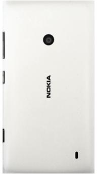 Nokia Lumia 520 - Primeros pasos - Quitar y colocar la batería - Paso 2