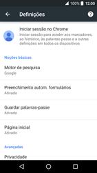 Alcatel Idol 4 VR - Internet no telemóvel - Como configurar ligação à internet -  25