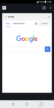 LG Q6 (LG M700n) - Internet - Hoe te internetten - Stap 14