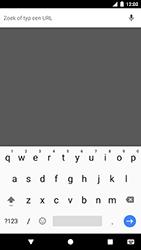 Google Pixel - Internet - hoe te internetten - Stap 6