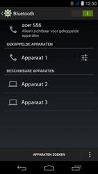 Acer Liquid Jade S - Bluetooth - Koppelen met ander apparaat - Stap 8