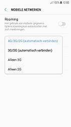 Samsung A320F Galaxy A3 (2017) - Android Oreo - Netwerk - Wijzig netwerkmodus - Stap 7