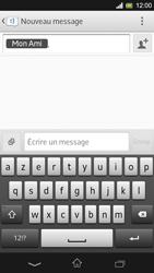 Sony Xpéria SP - Contact, Appels, SMS/MMS - Envoyer un MMS - Étape 9