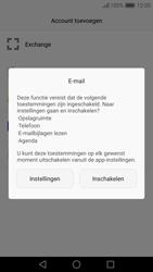Huawei Nova - E-mail - Handmatig instellen - Stap 6