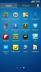 Samsung Galaxy S4 - Internet et connexion - Partager votre connexion en Wi-Fi - Étape 3