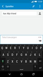 HTC One M8 - MMS - afbeeldingen verzenden - Stap 8