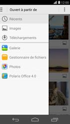 Huawei Ascend P7 - MMS - envoi d'images - Étape 13