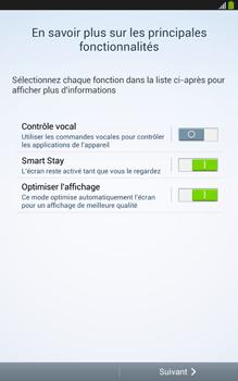 Samsung Galaxy Tab 3 8 4G - Premiers pas - Créer un compte - Étape 30