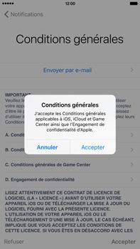 Apple iPhone 6s Plus - Premiers pas - Créer un compte - Étape 31