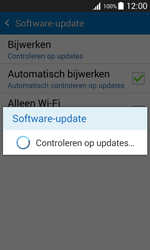 Samsung J100H Galaxy J1 - Software update - update installeren zonder PC - Stap 8