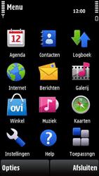 Nokia X6-00 - E-mail - Hoe te versturen - Stap 3
