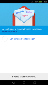Huawei Mate S - E-mail - e-mail instellen (gmail) - Stap 6