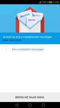Huawei Mate S - E-mail - handmatig instellen (gmail) - Stap 6