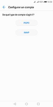 Huawei Y6 (2018) - E-mails - Ajouter ou modifier un compte e-mail - Étape 7