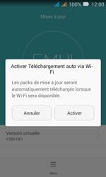 Huawei Y3 - Appareil - Mises à jour - Étape 6