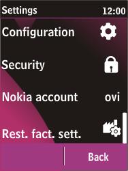 Nokia C2-03 - Internet - Automatic configuration - Step 7