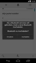 LG Google Nexus 5 - Contacten en data - Contacten overzetten via Bluetooth - Stap 9