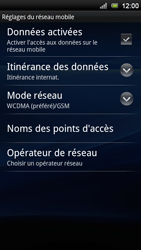 Sony Ericsson Xperia Neo V - MMS - configuration manuelle - Étape 7