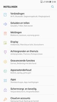 Samsung J730F Galaxy J7 (2017) (DualSIM) - Wifi - handmatig instellen - Stap 3