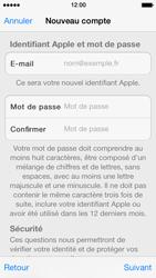 Apple iPhone 5 iOS 7 - Applications - Télécharger des applications - Étape 12