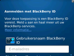BlackBerry 9320 Curve - BlackBerry activeren - BlackBerry ID activeren - Stap 6