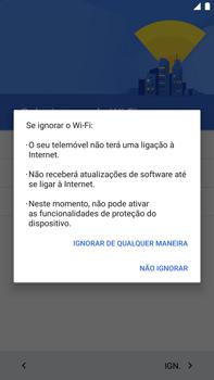 Huawei Google Nexus 6P - Primeiros passos - Como ligar o telemóvel pela primeira vez -  7