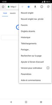 Sony Xperia XZ3 - Internet - navigation sur Internet - Étape 21
