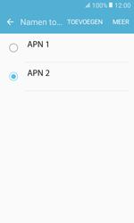 Samsung Galaxy Xcover 3 VE (G389) - Internet - Handmatig instellen - Stap 18