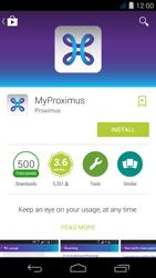 Acer Liquid Jade S - Applications - MyProximus - Step 8