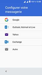 Alcatel U5 - E-mails - Ajouter ou modifier votre compte Gmail - Étape 7