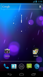 Samsung I9250 Galaxy Nexus - Network - Usage across the border - Step 1