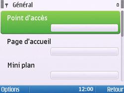 Nokia E5-00 - Internet - Configuration manuelle - Étape 24